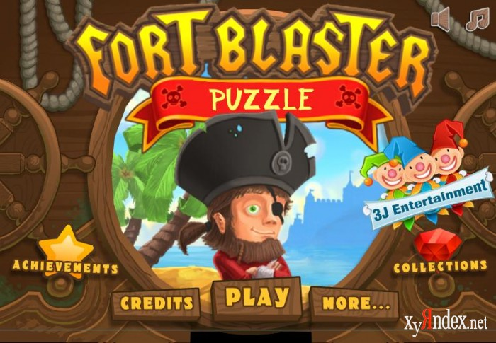 Fort Blaster Puzzle