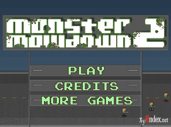 Monster Mowdown 2