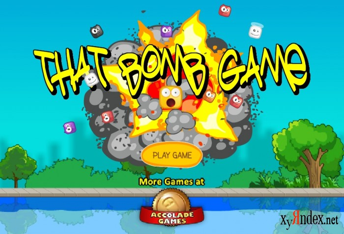 That Bomb Game